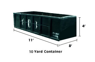 Roll Off Containers Freehold Cartage Inc